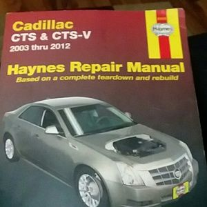 Cadillac repair manual